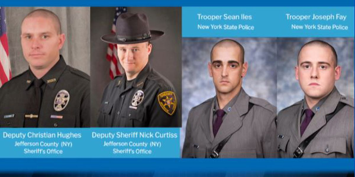 Local law enforcement officers get national recognition