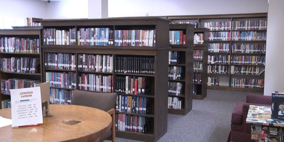 Local libraries begin new chapter during pandemic