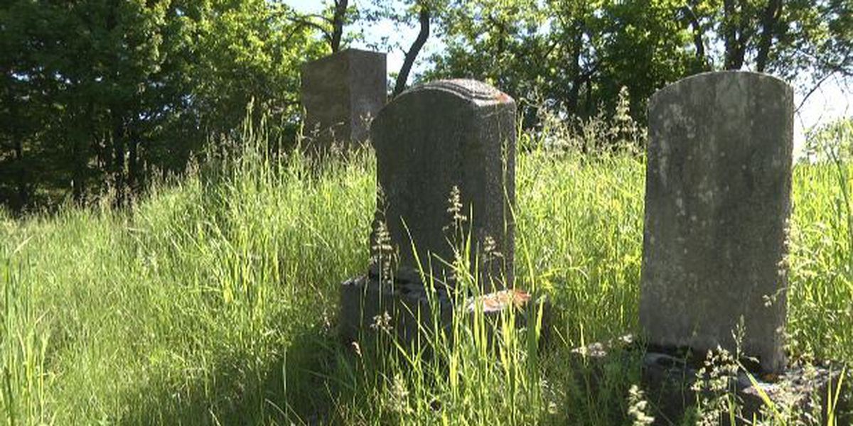 What can be done about abandoned cemeteries?