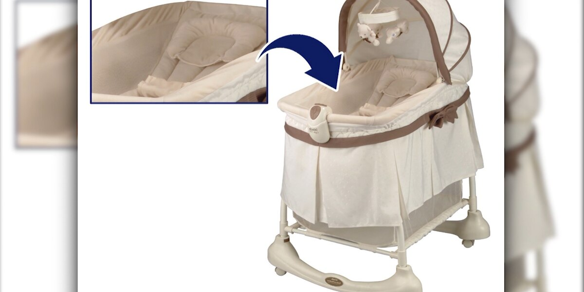 Infant sleeper recalled due to suffocation risk