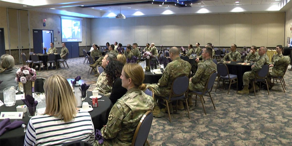 Fort Drum soldiers observe Women's History Month