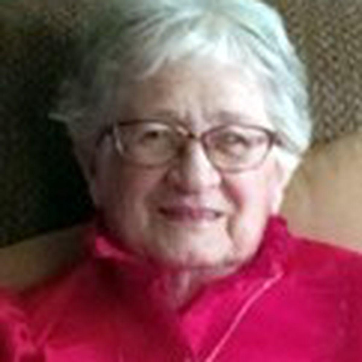 Anita R. Kennedy, 101, of Ogdensburg