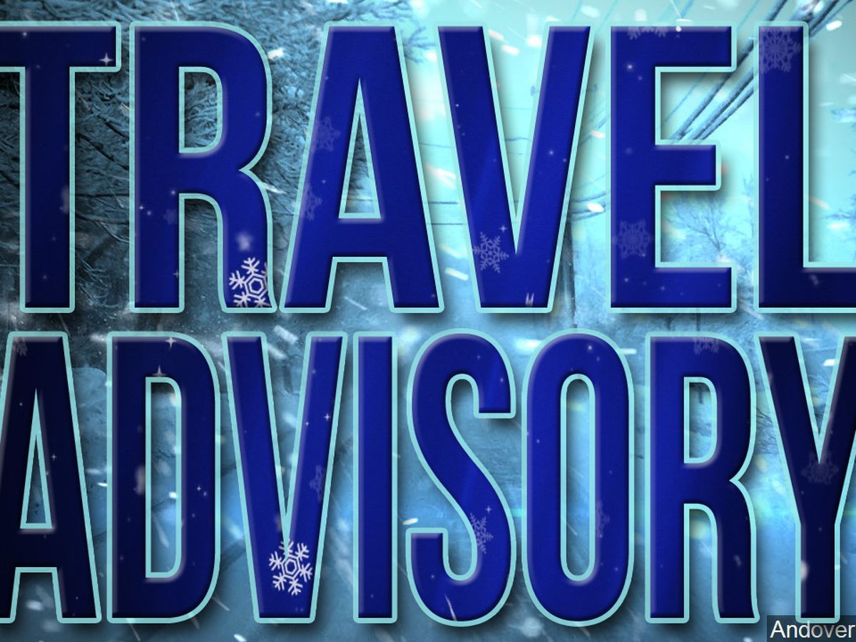 Travel advisory issued in Lewis County
