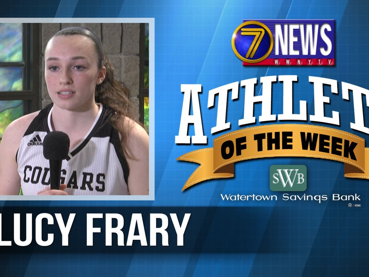 Athlete of the Week: Lucy Frary