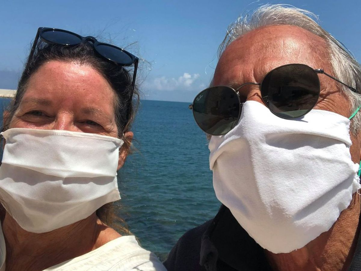 COVID-19 keeps Ogdensburg couple stuck in Italy