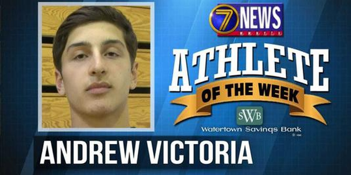 Athlete of the Week: Andrew Victoria