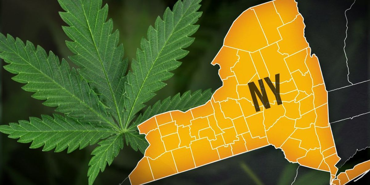 State lawmakers reportedly finalize deal to legalize pot in NY