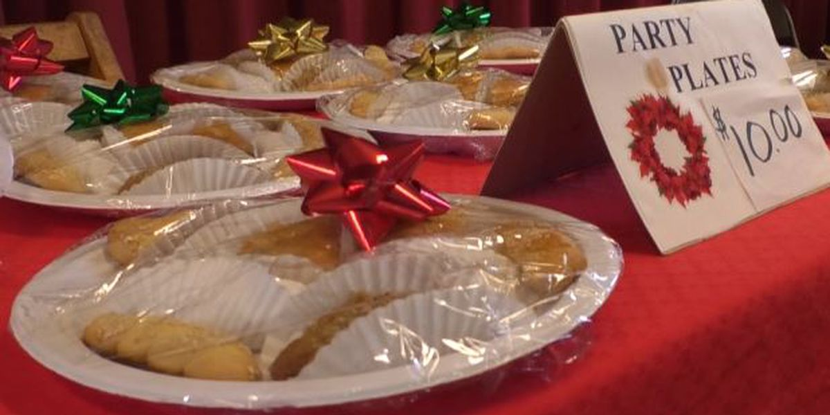 Annual Greek pastry sale underway, but with some changes