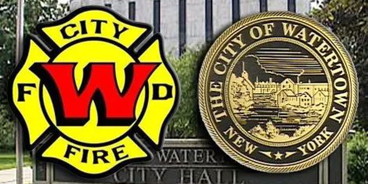 Watertown interviewing 3 candidates for fire chief