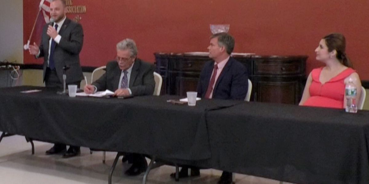 Watertown mayor candidates face off in forum
