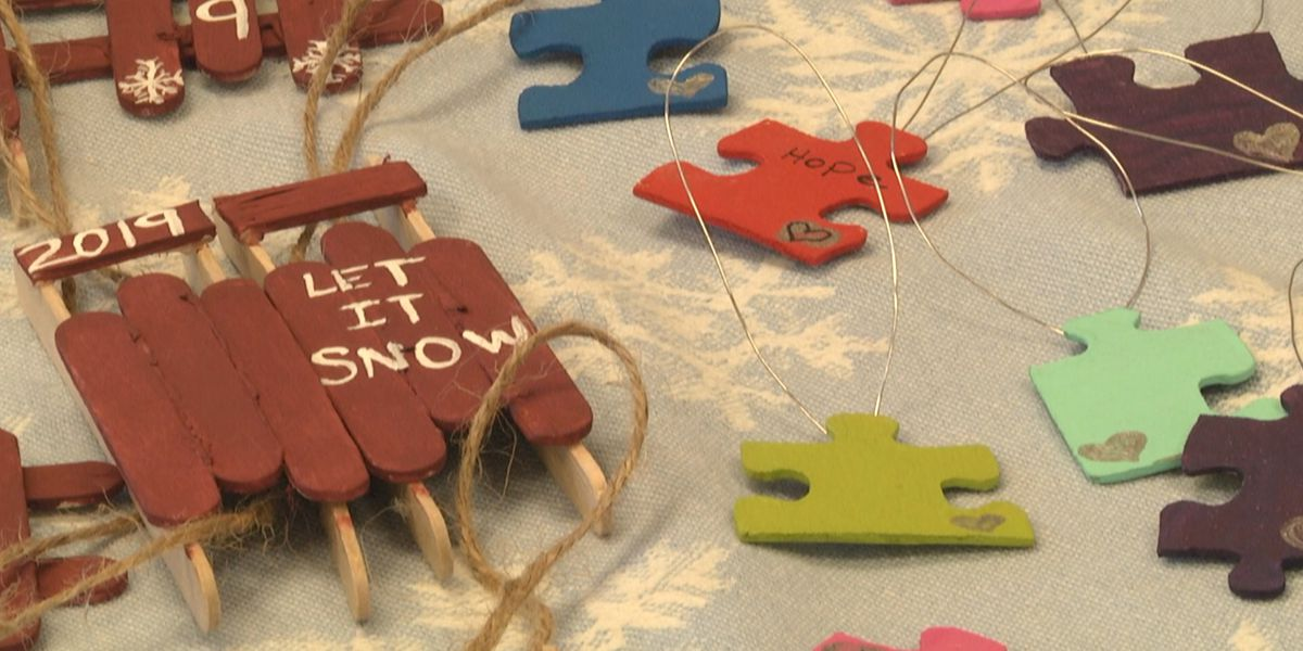 DPAO holds its first holiday craft show for disabled crafters