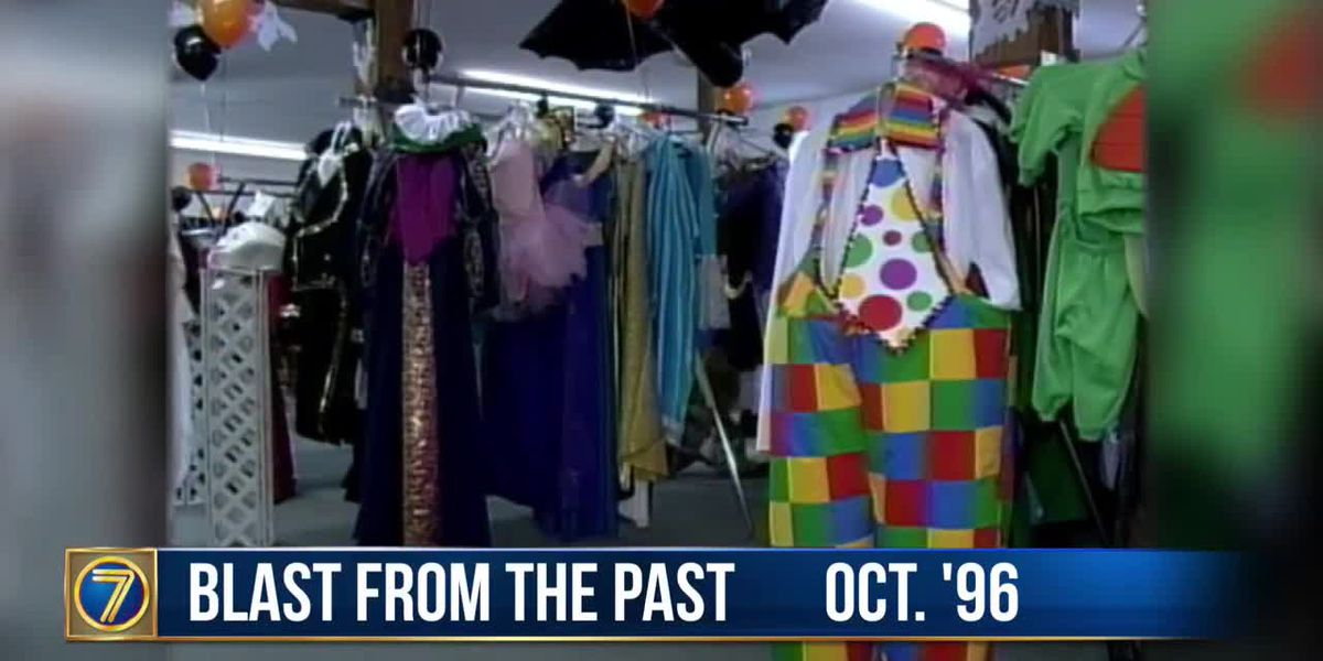 WWNY Blast from the Past: 1996 Halloween costumes for adults