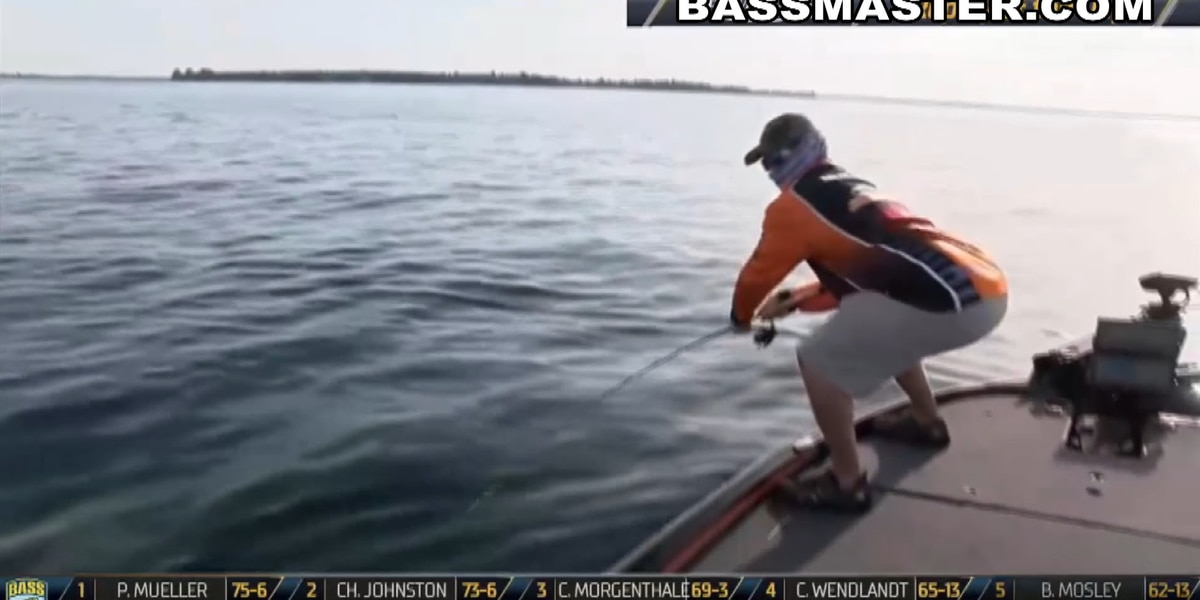 Saturday Sports: Day 3 of SiteOne Bassmaster Elite in the books