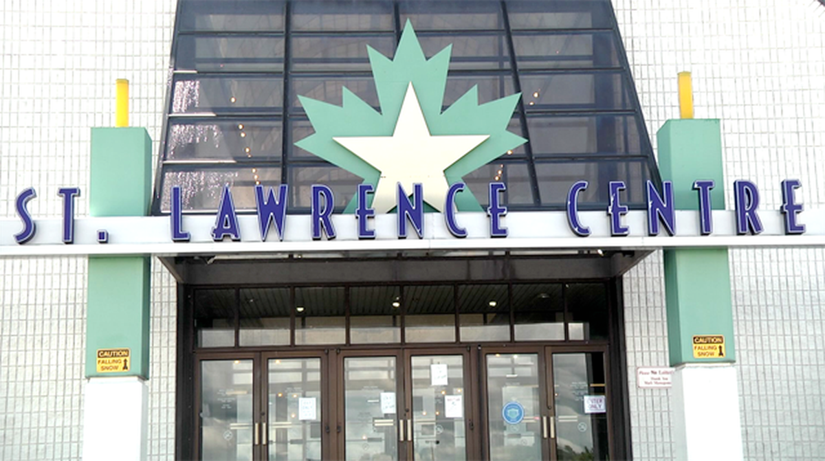 Methadone clinic proposed for St. Lawrence Centre Mall