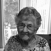 """Mary Jane """"Trot"""" Reddick, 99, of Gouverneur"""