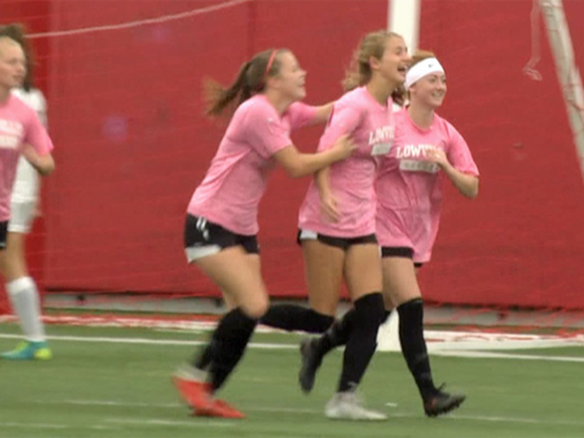Lowville leads the pack in girls' soccer once again