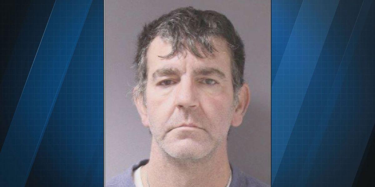 Hammond man jailed on meth charges