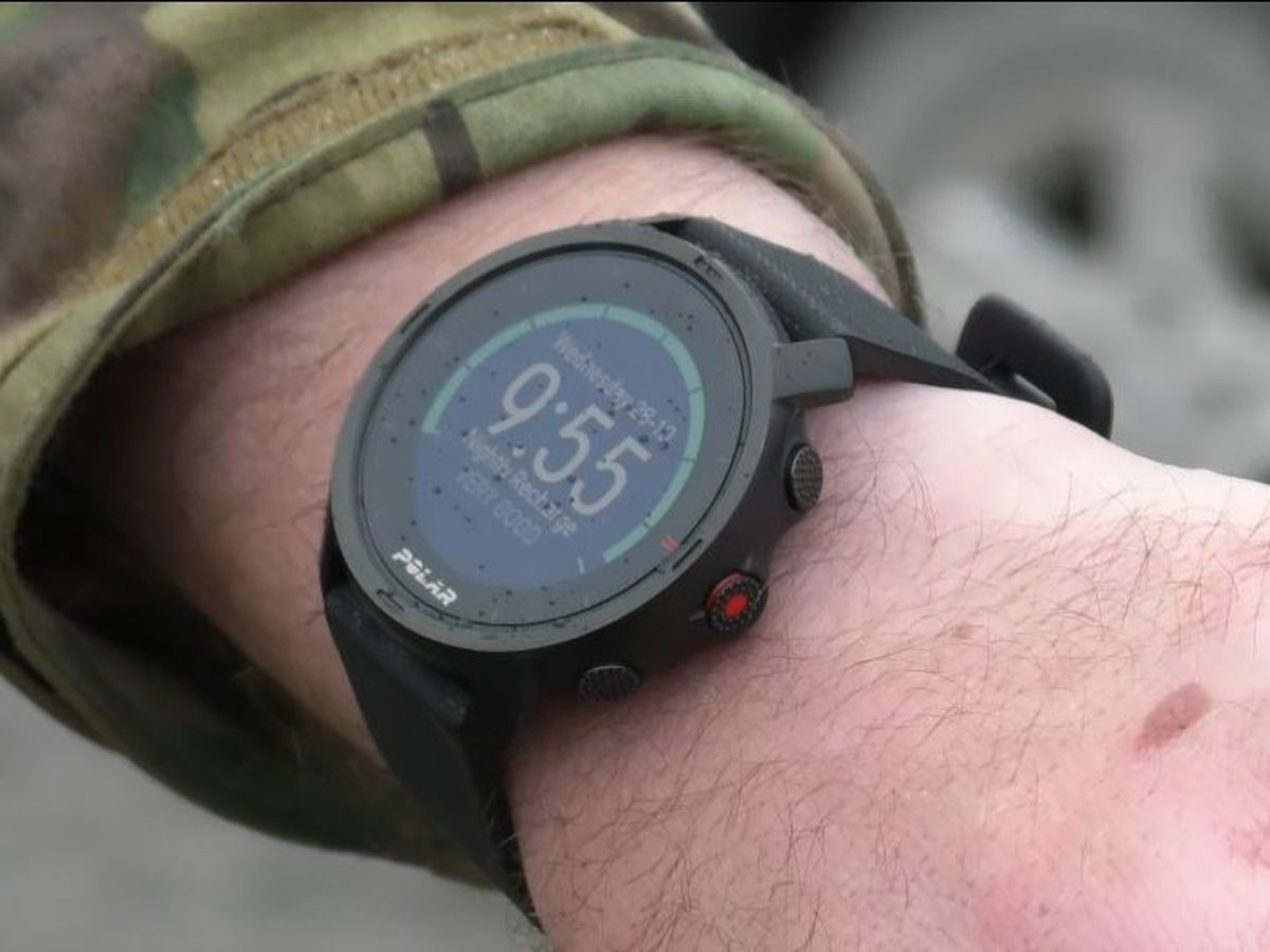 Military unveils smart watch with a difference