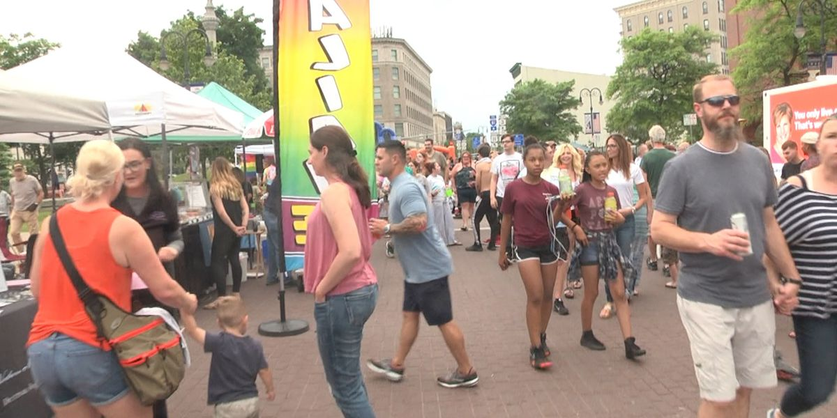 New 10th Mountain Division Commander kicks off Watertown block party