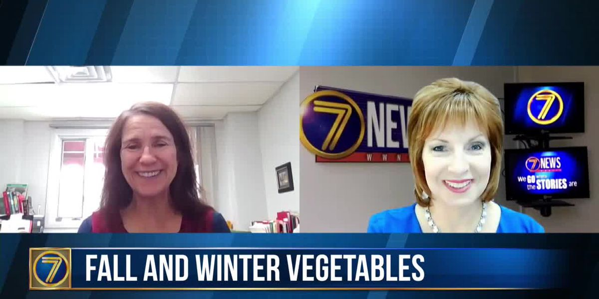 Benefits of fall and winter vegetables