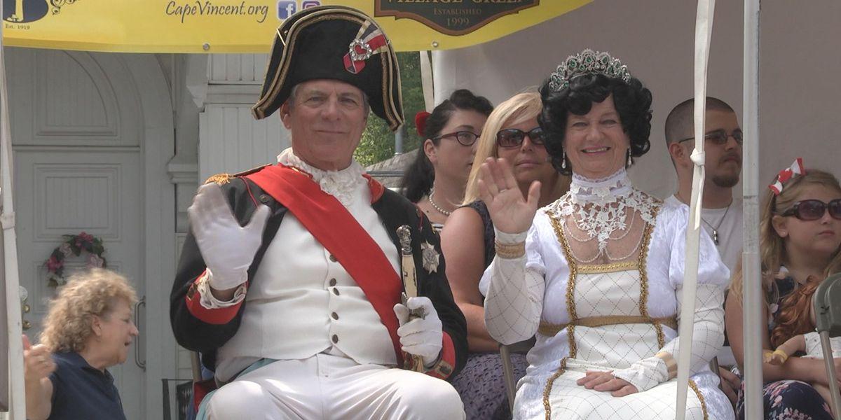 Cape Vincent Celebrates French Festival