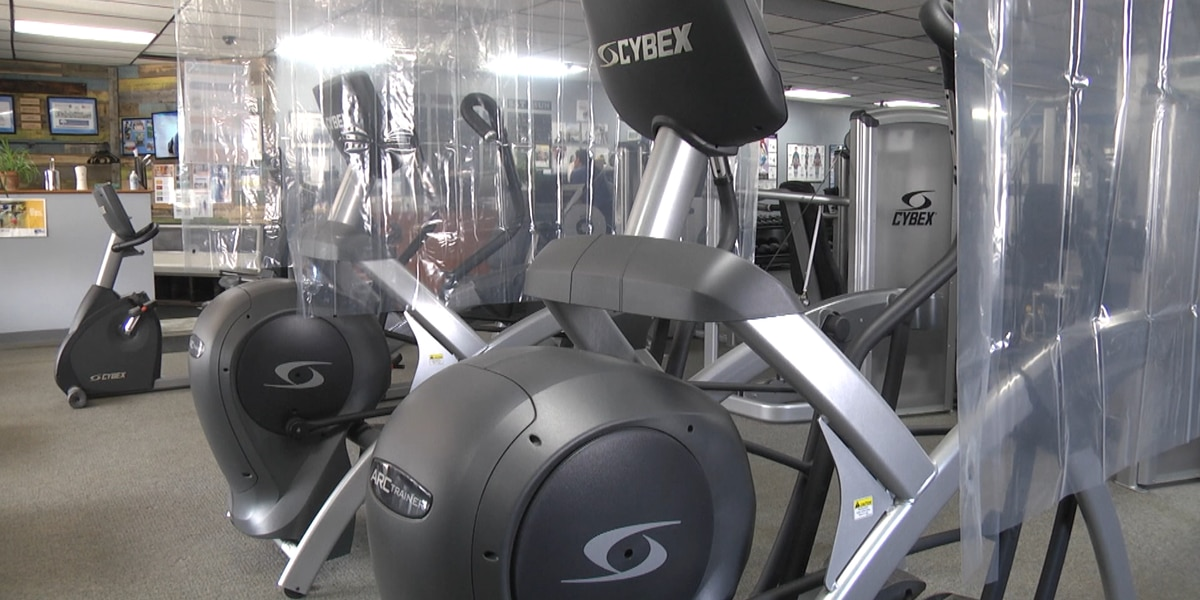 Checking in with a Lowville fitness center that's been closed since the pandemic began