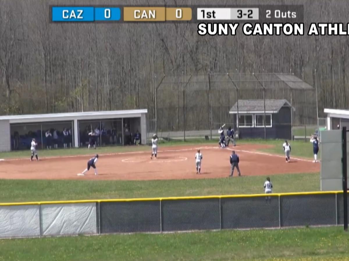 Sunday Sports: Double header diamond action in Canton