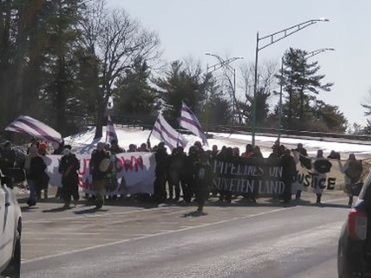 T.I. Bridge reopens following protest