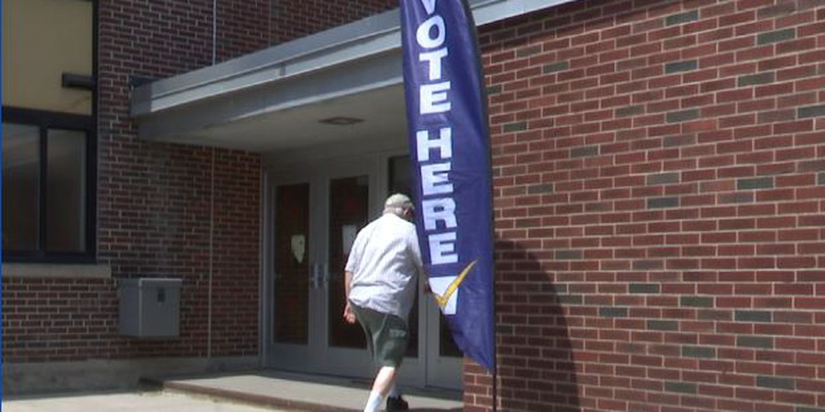 North country voters cast ballots on school budgets