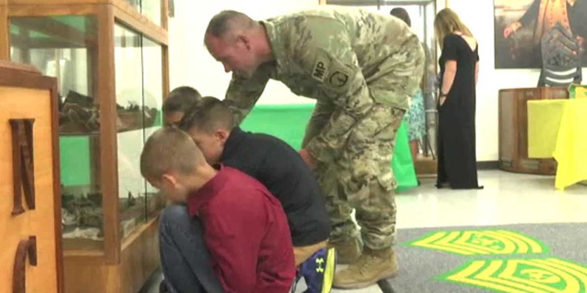 Fort Drum family honored for their volunteer work