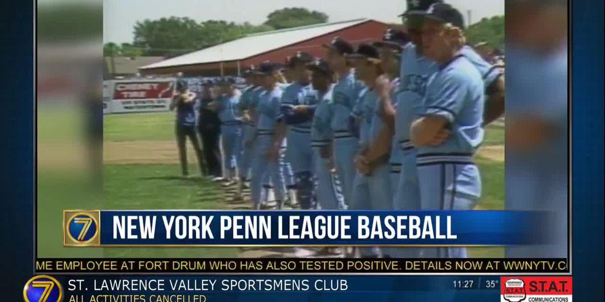 Mel's History Class: NY-Penn League pro baseball in Watertown
