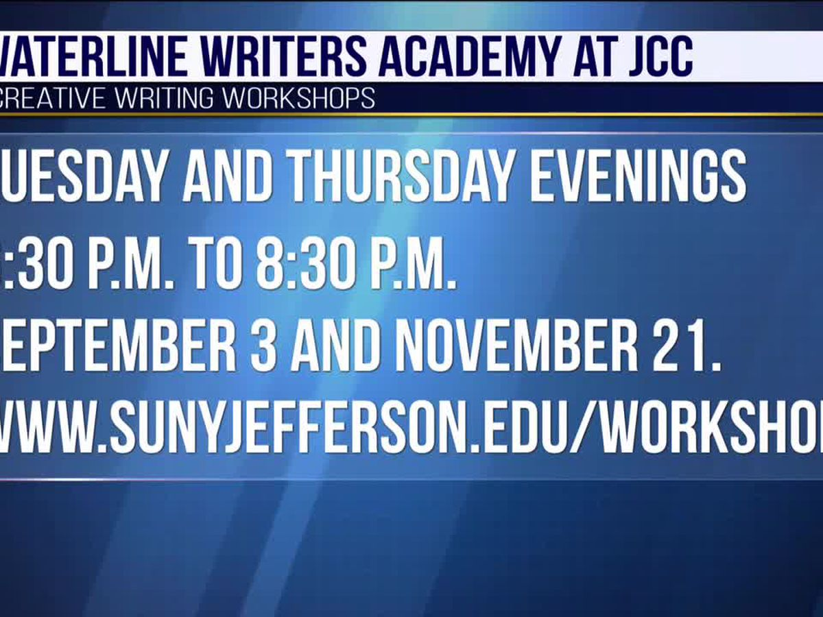 JCC offering creative writing workshops