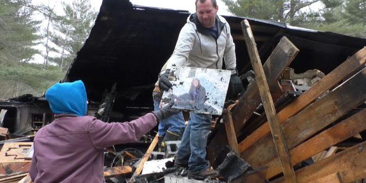 Coachlight Inn owners pick up pieces after fire