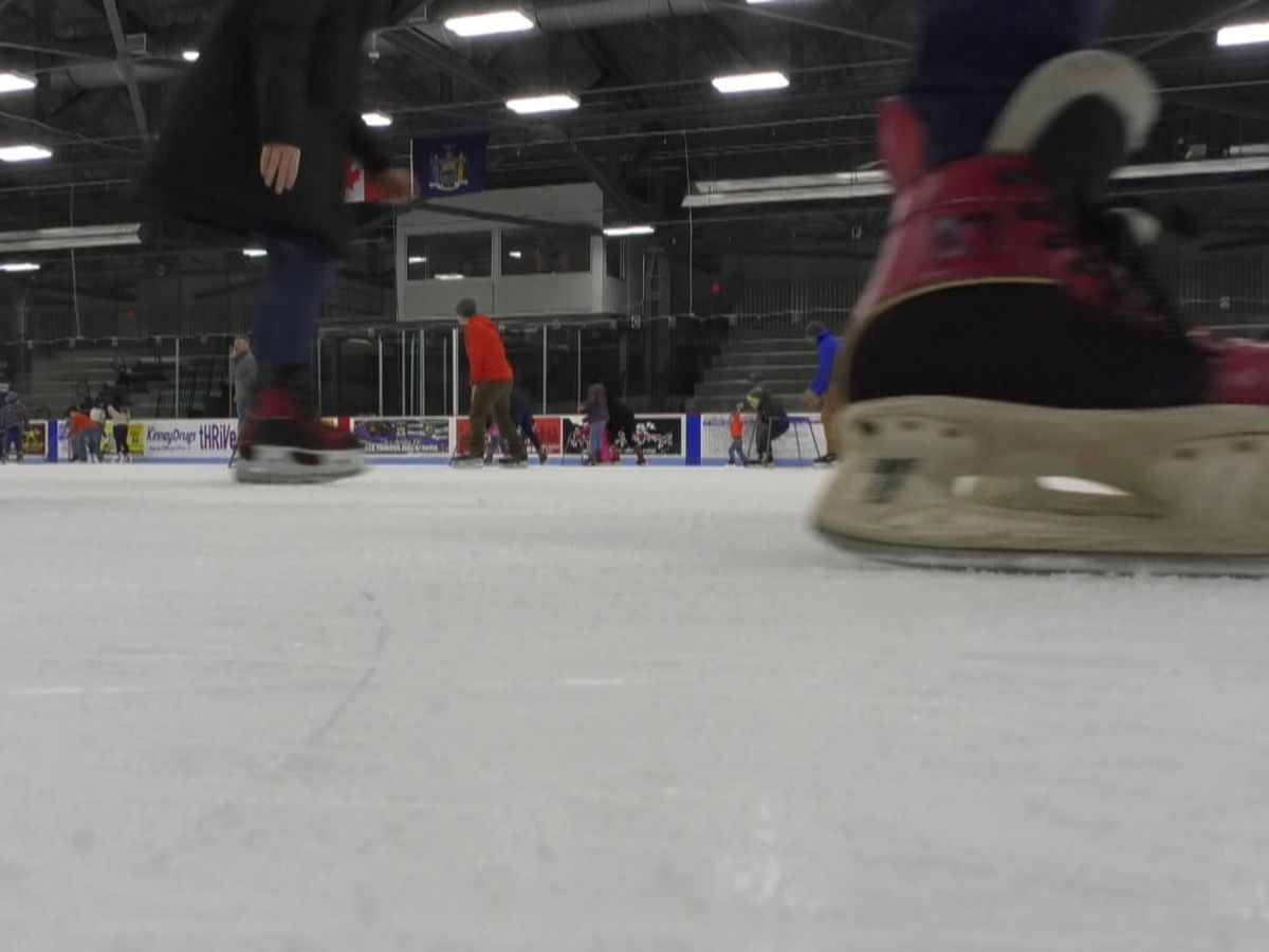 Military Appreciation Skate at Snowtown USA