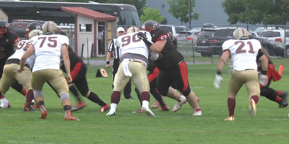 Friday Sports: Red & Black on a roll, look to continue winning streak