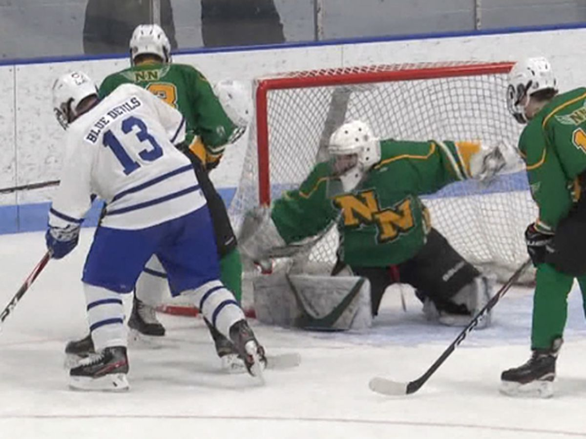 Highlights & scores: NAC hoops & hockey