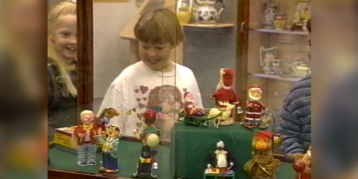 Blast from the Past: 1996 museum toys