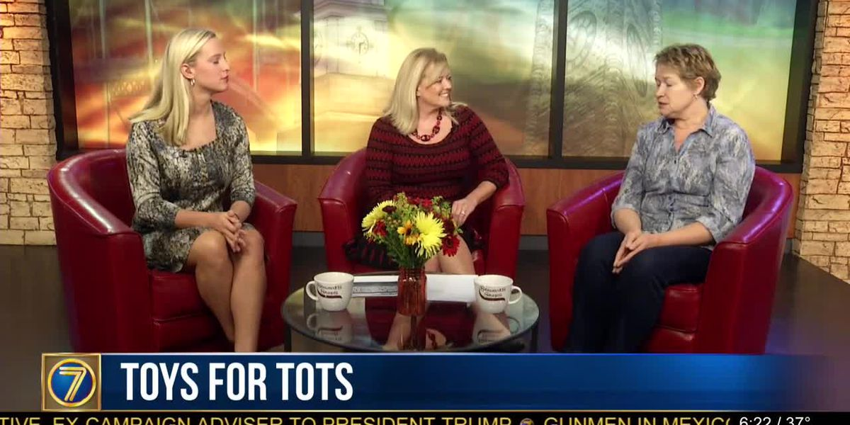 Toys for Tots looking for volunteers & recipients