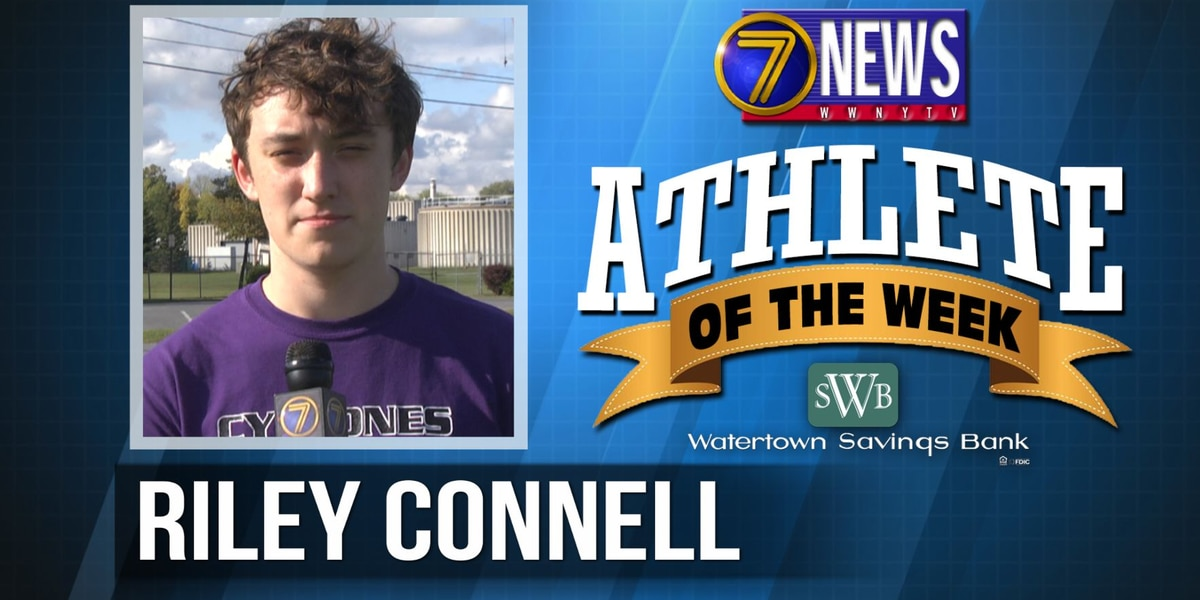 Athlete of the Week: Riley Connell