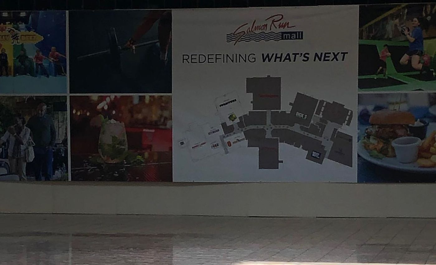 Hobby Lobby, other businesses coming to Salmon Run Mall?