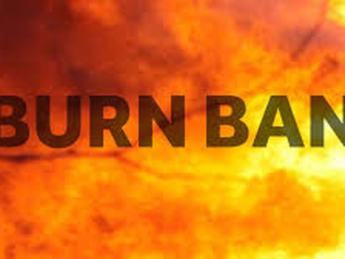 Burn ban extended in St. Lawrence County