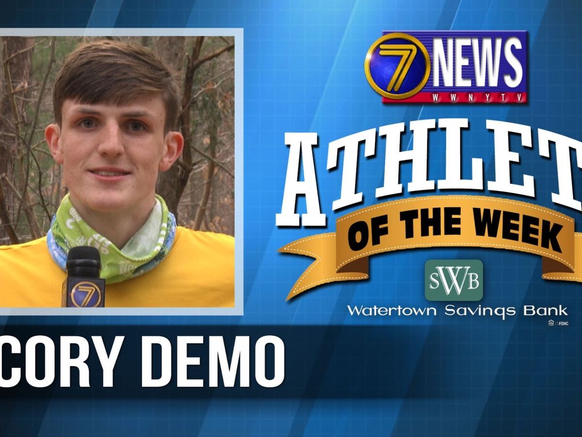 Athlete of the Week: Cory Demo