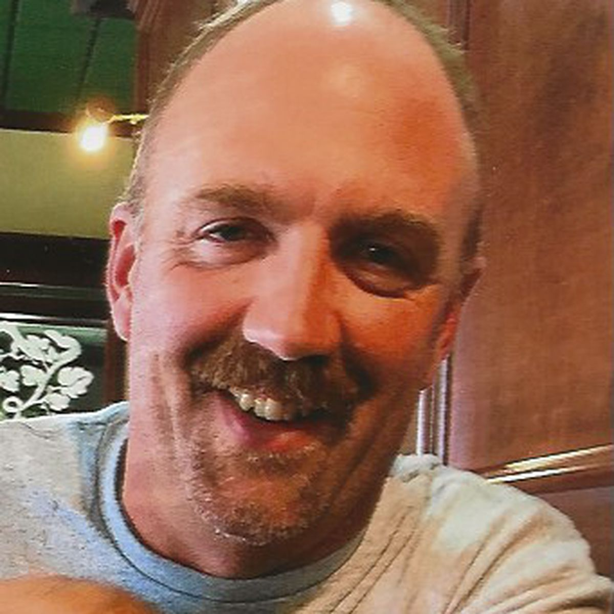 James K. Stuckey II, 50, of Black River