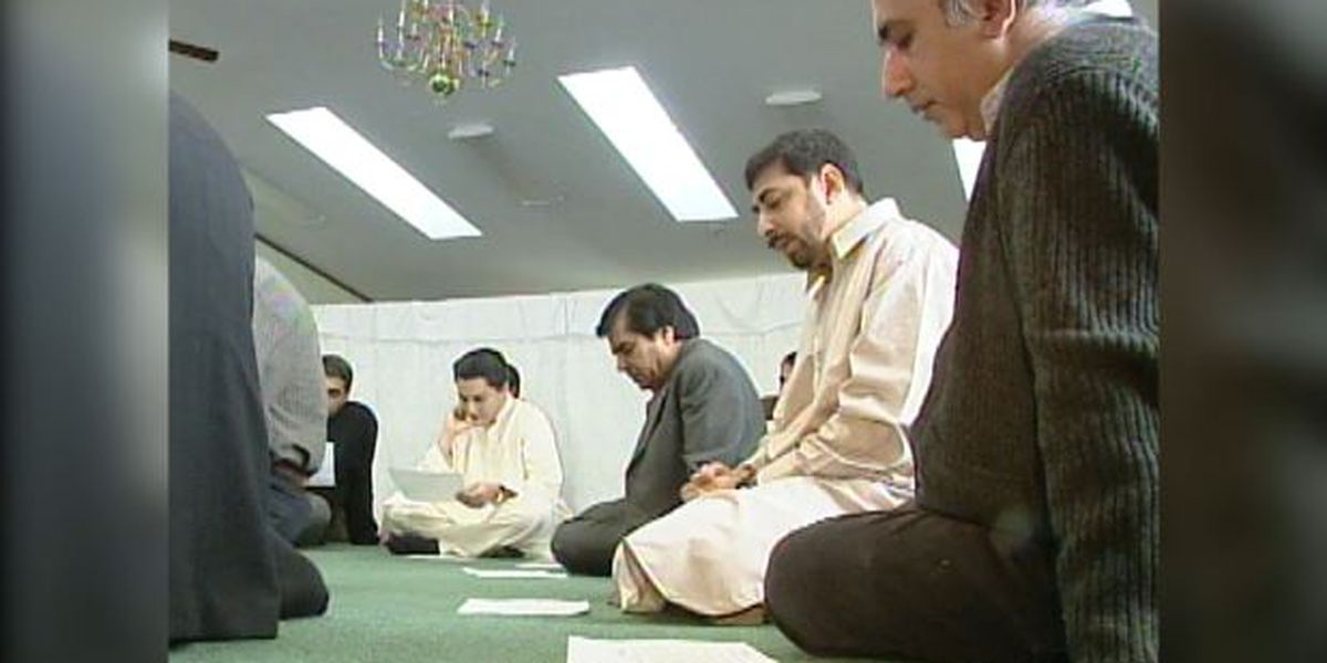 Blast from the Past: 2001 Ramadan celebration