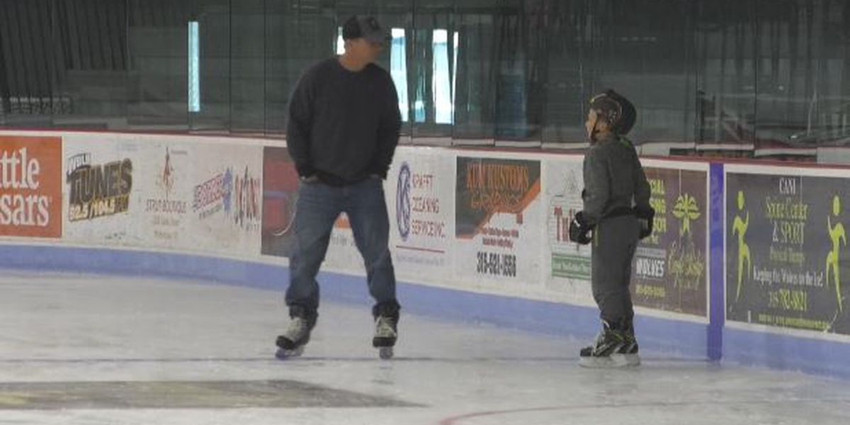 Ice rink opens for season at Watertown arena