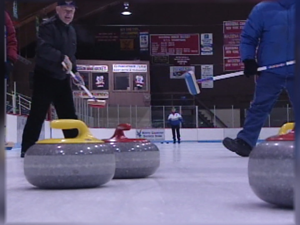 Blast form the Past: Curling in Massena in 2007