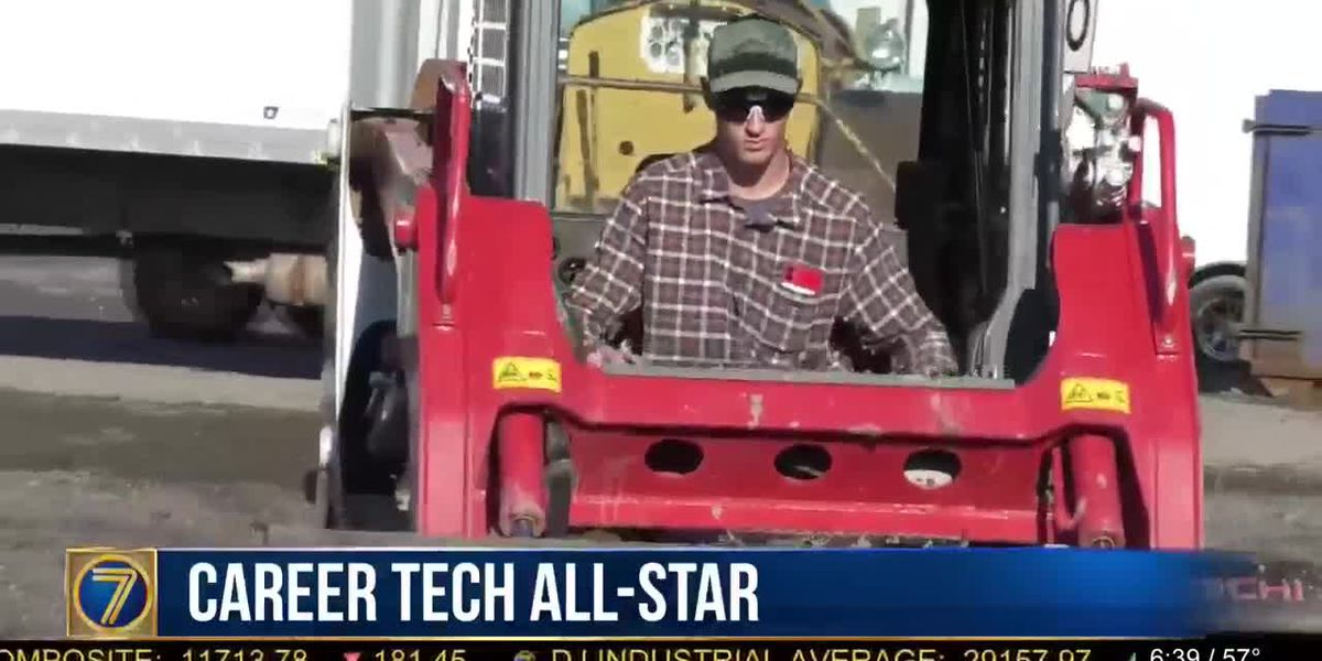 Career-Tech All-Star: Garrett Fuller