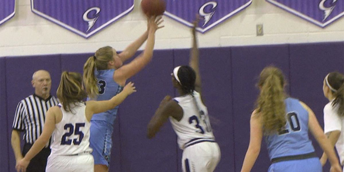 Highlights & scores: Lady Warriors vs. Lady Cyclones