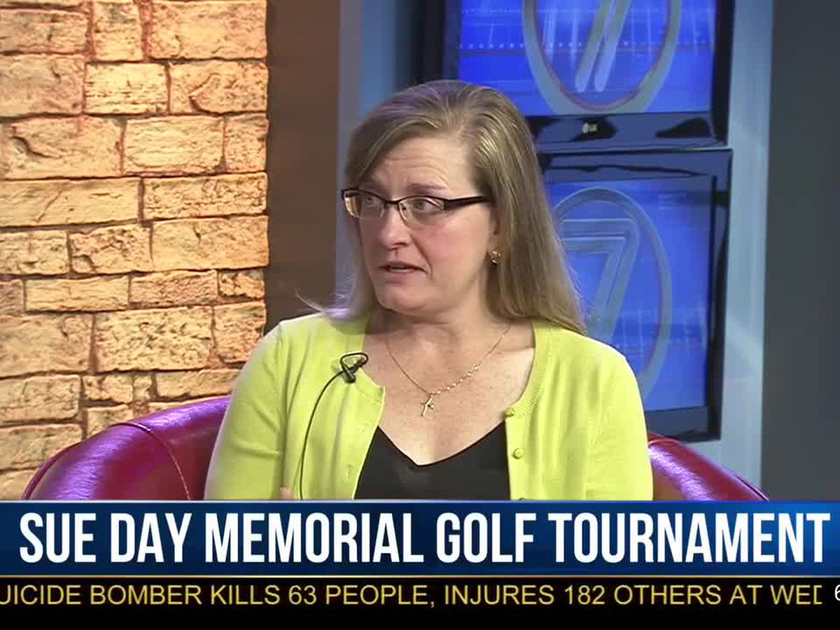 Time to sign up for Sue Day Memorial Golf Tournament