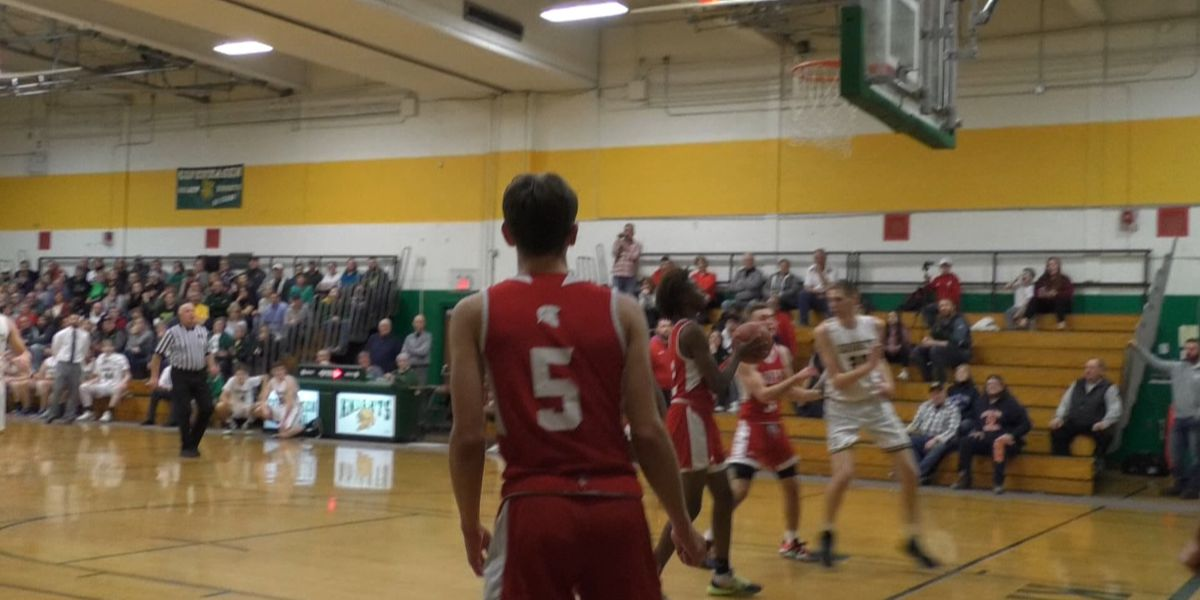 Friday Sports: Section 3 & Section 10 basketball playoffs across the north country